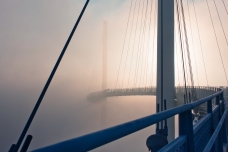 Fog on Kerrey Bridge No 4