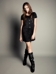 Model Toni Marie Bentley